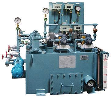 ダイキン強制循環給油装置